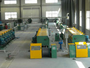Çin Horizontal Residue Free Wire Descaling Machine For Container And Bottle Cleaning Fabrika