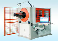 Çin Customized Shape Wire Forming Equipment , Compression Spring Coiling Machine Fabrika