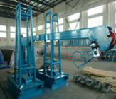 Çin Heavy Duty Wire Payoff Machinery For Making Fence Sheet Extremely Excellent Conception Fabrika