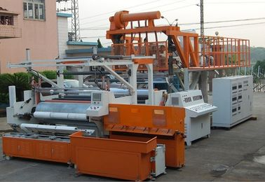 1500mm Wire Wrapping Machine With Band Heaters And Cartridge Heaters